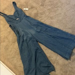 Anthropology jumpsuit
